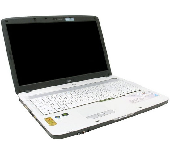 Acer AS 7520G-402G25Bi TL58 17', 2GB, 250GB, BlueRay/GF8600M 512MB, WF, BT, Cam, VHP