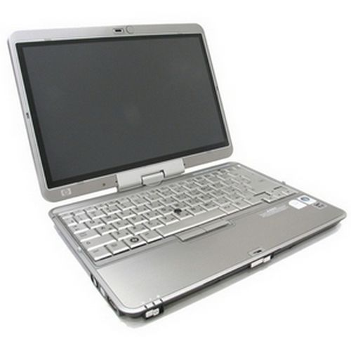 HP 2710p 12.1'' WXGA, C2D-U7600(1.2), 1024Mb, 80Gb, LAN, WiFi, BT, WVB (GP590AW)