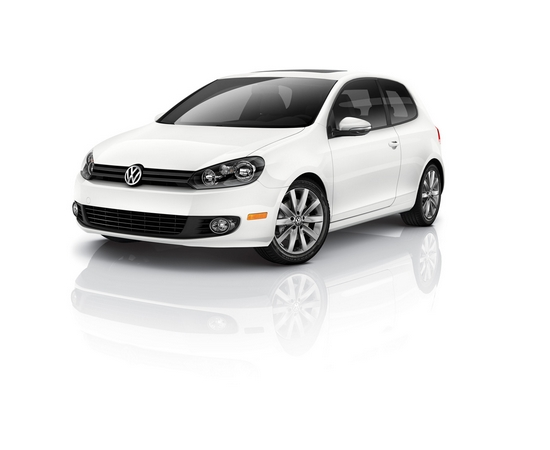 Новый Volkswagen Golf 2010 / Фольцваген Гольф 2010